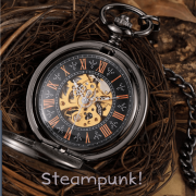 SteamPunk Watches!