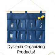 Dyslexia Organizing Products
