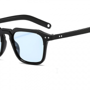 Blue Colored Dyslexia Tinted Glasses